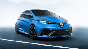 Renault Zoe e-Sport Concept ©Renault