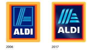 Aldi Süd: Neues Logo ©Aldi