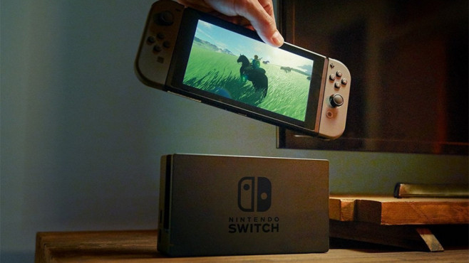 Konsole: Nintendo Switch ©Nintendo