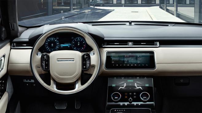 Range Rover Velar ©Land Rover