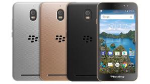 Blackberry Aurora: Smartphone ©Blackberry