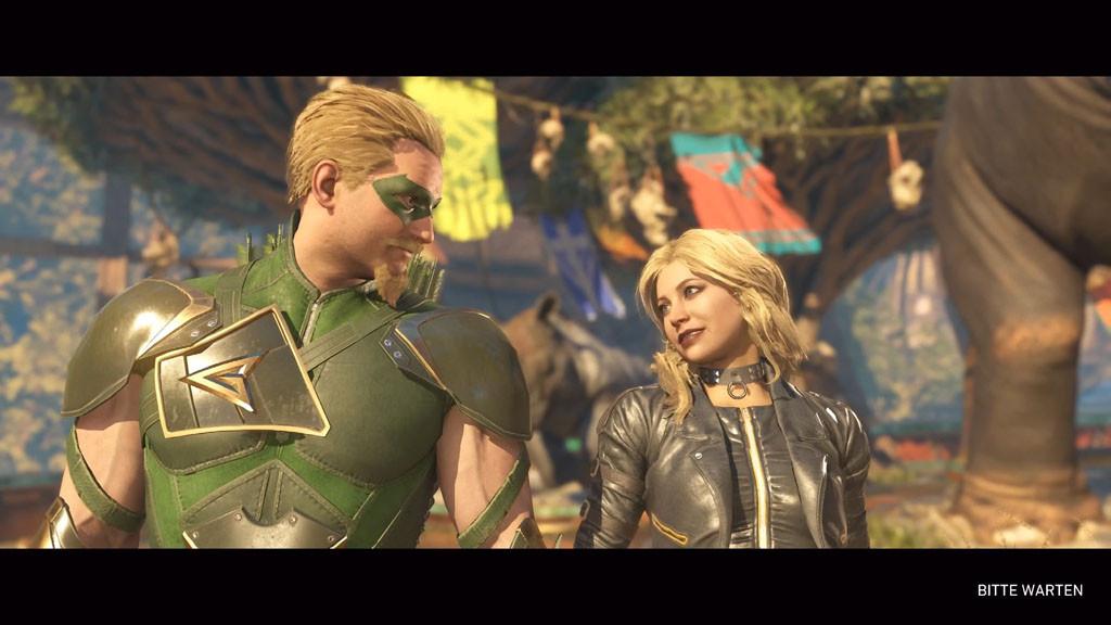 Injustice 2 ©Warner Bros. Interactive