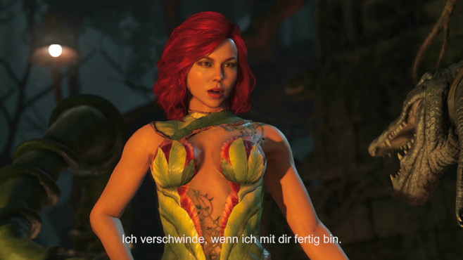Injustice 2: Die Superhelden-Keilerei in Bildern © Warner Bros. Interactive