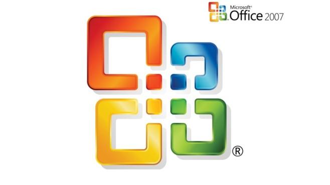 Microsoft Office 2007 Logo ©Microsoft