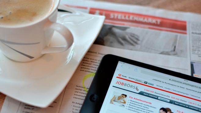 Falsche Job-Angebote im Internet ©Flickr // Dirk Vorderstraße