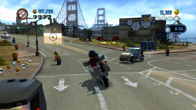 Lego City Undercover © Warner Bros.
