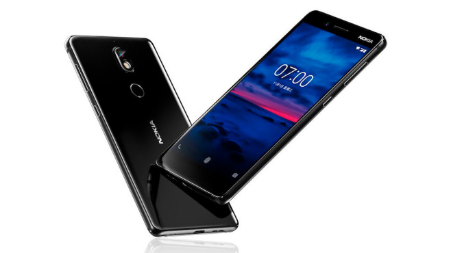 Nokia 7: Smartphone ©Nokia