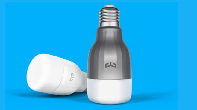 Xiaomi Yeelight E27 Smart LED Bulb © Xiaomi