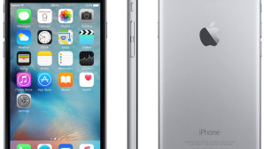 iPhone 6: Space-Gray © Apple