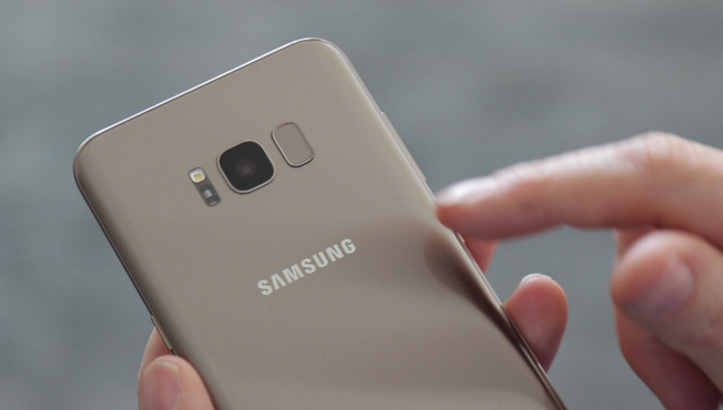 Galaxy S8 Plus ©COMPUTER BILD