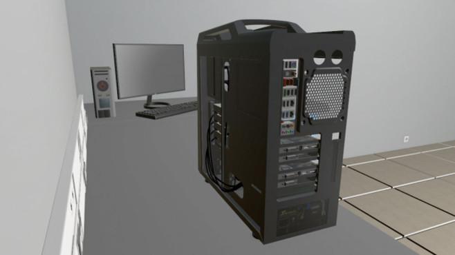 PC Building Simulator ©Claudiu
