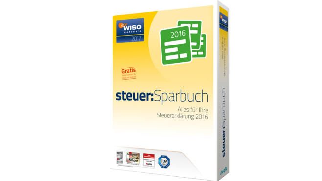 WISO Steuersparbuch © Buhl