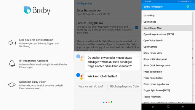 Bixby Remapper © Screenshot: COMPUTER BILD