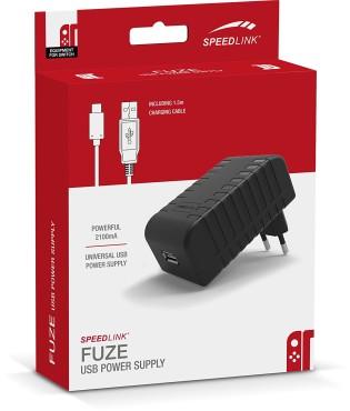 USB-Ladegerät ©Speedlink
