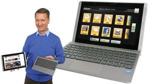 Duka HP Pro Tablet x2 612 G2 ©COMPUTER BILD