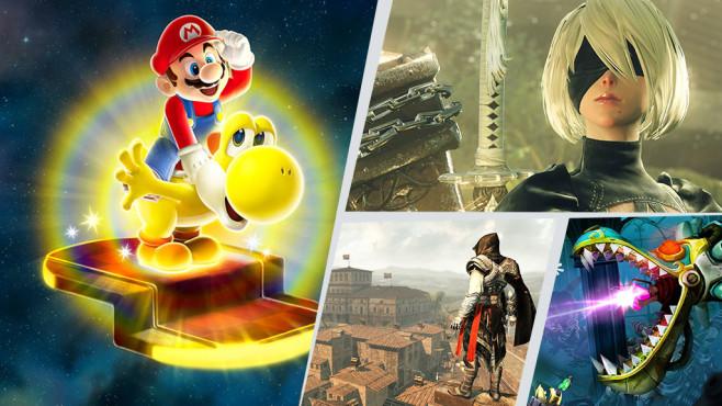Happy Ends – Die besten End Credits aller Zeiten ©Nintendo, Square Enix, Ubisoft