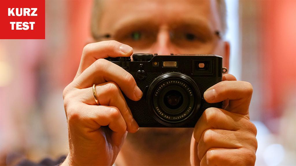 Fujifilm X100F ©COMPUTER BILD