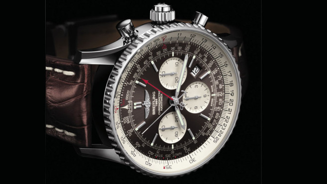 Breitling Navitimer Rattrapante © Breitling