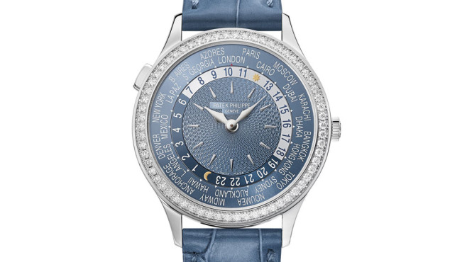 Patek Philippe World Time Reference 7130 © Patek Philippe