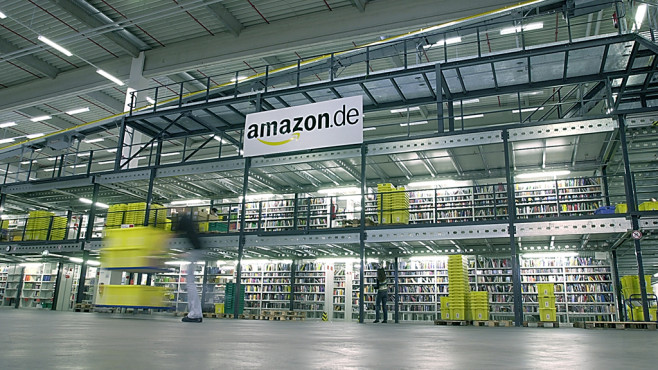 Amazon Logistikzentrum ©Amazon