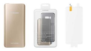 Samsung Galaxy S8 Zubehör ©Samsung.de