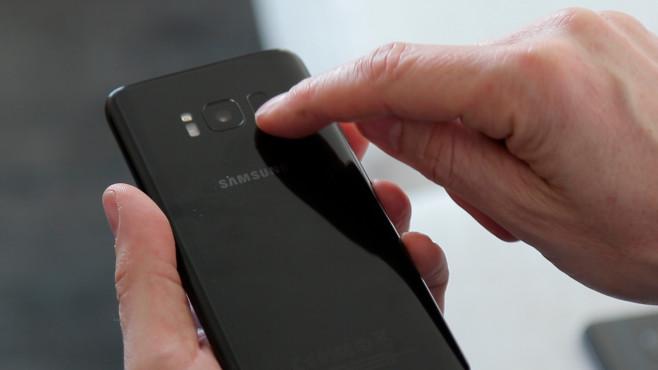 Samsung Galaxy S8 ©COMPUTER BILD