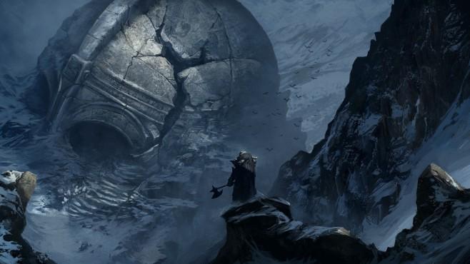 Artwork: Vikings - Wolves of Midgard ©Games Farm/Kalypso