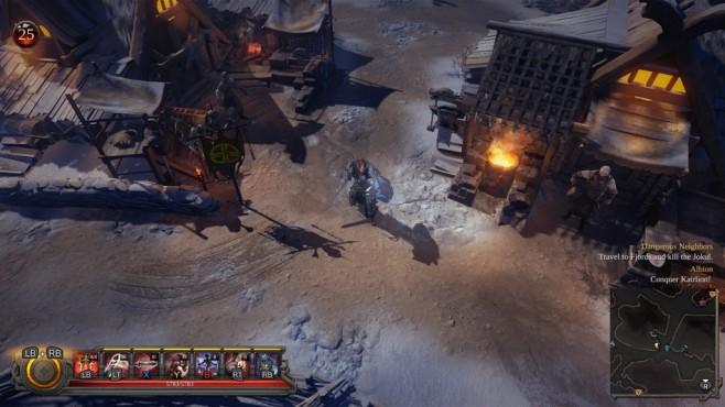Screenshot: Vikings - Wolves of Midgard ©Games Farm/Kalypso