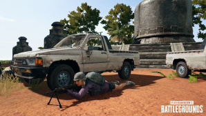PlayerUnknown�s Battlegrounds © PUBG Corp