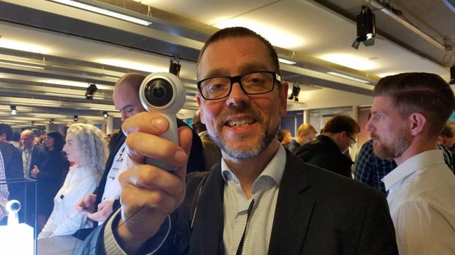 Samsung Gear 360 © Computerbild