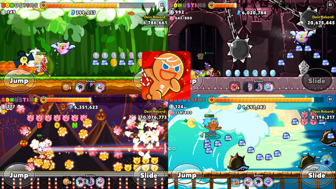 Cookie Run – OvenBreak © Devisters Corp