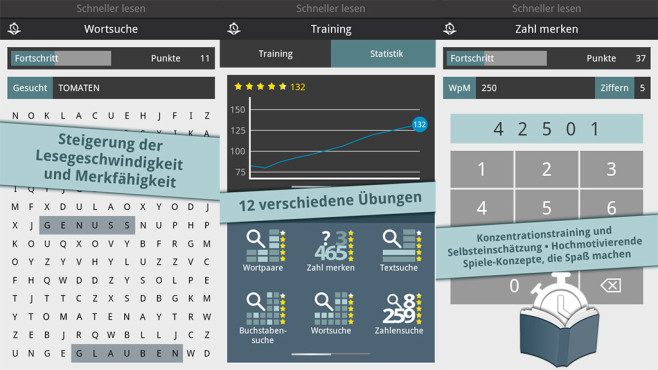 Schneller lesen ©HeKu IT GmbH