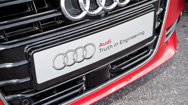 Audi: connect © AUTO BILD