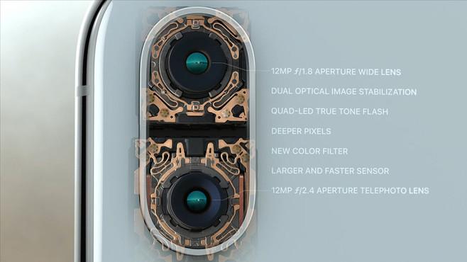 Apple iPhone X: Vorstellung, Release, Preis, vorbestellen – alle Infos! Blick auf die schicke Kante des iPhone X ©Apple