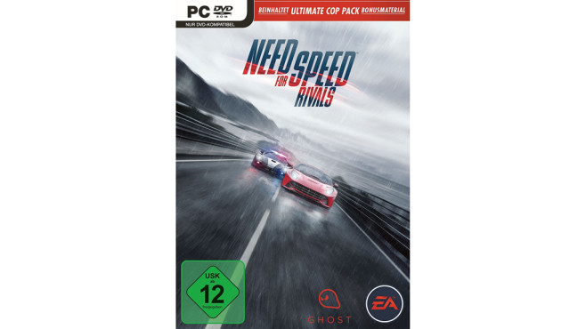 Platz 10: Need for Speed: Rivals © Electronic Arts