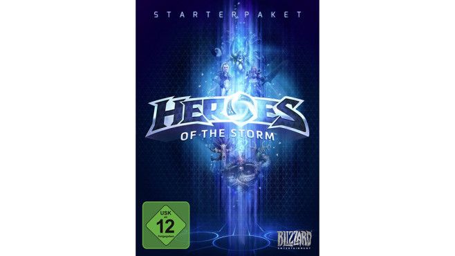 Platz 13: Heroes Of The Storm © Blizzard