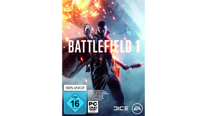 Platz 2: Battlefield 1 © Electronic Arts