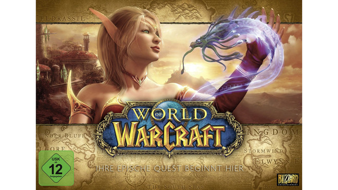 Platz 4: World of Warcraft © Blizzard