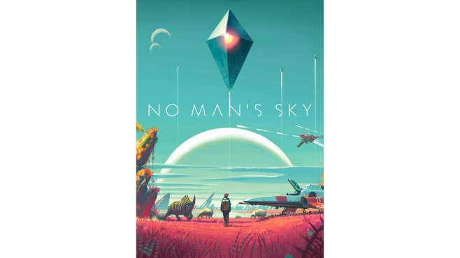 Platz 7: No Man's Sky © Sony