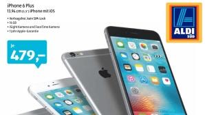 iPhone 6 Plus bei Aldi Süd ©Aldi Süd