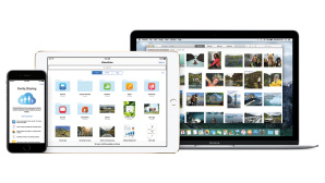 Apple iCloud ©Apple