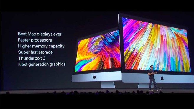 iMac 2017 ©Apple