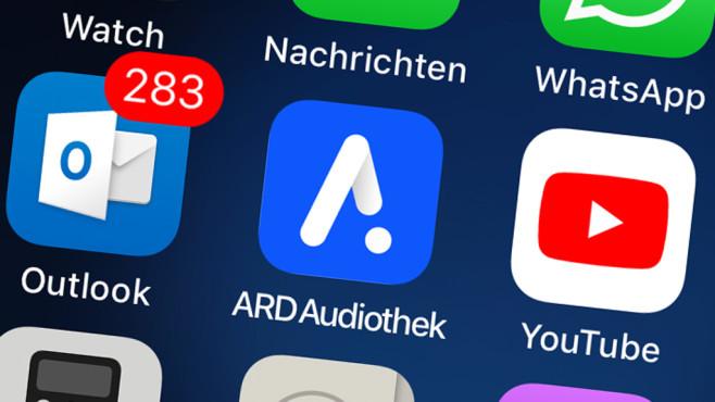 ARD Audiothek ©COMPUTER BILD / Apple / Udo Lewalter