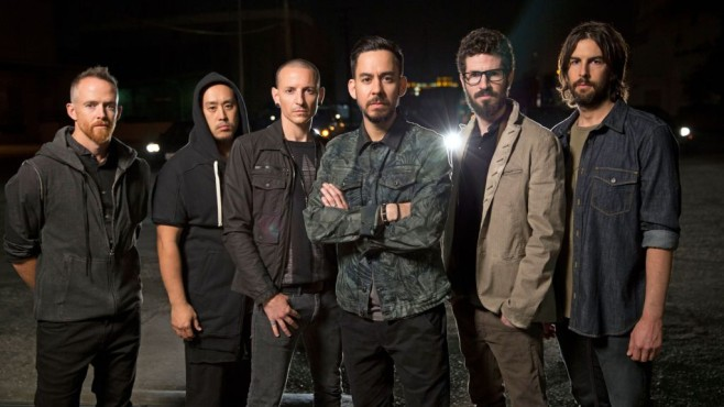 Linkin Park Gruppenfoto © Brandon Cox/Warner Music