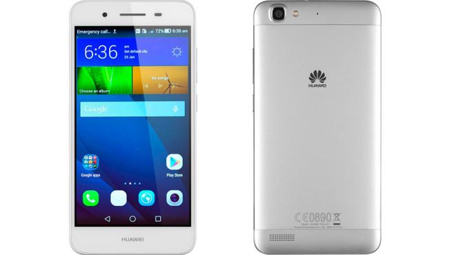 Huawei P8 Lite Smart ©Huawei