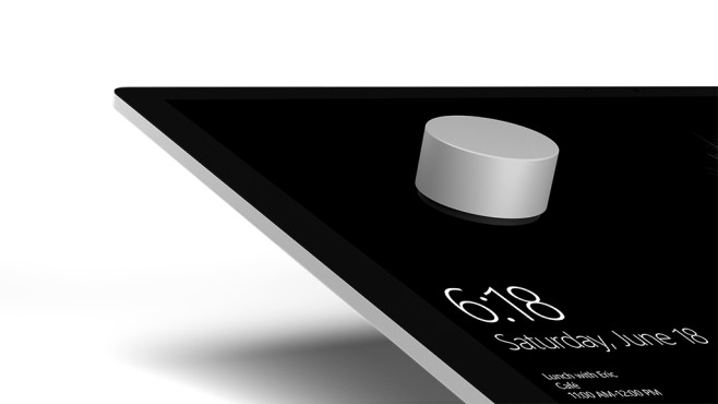 Surface Dial © Microsoft