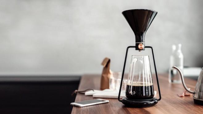 Smarter Kaffeefilter Gina ©Goat Story