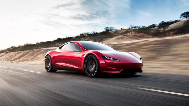 Tesla: Roadster©Tesla