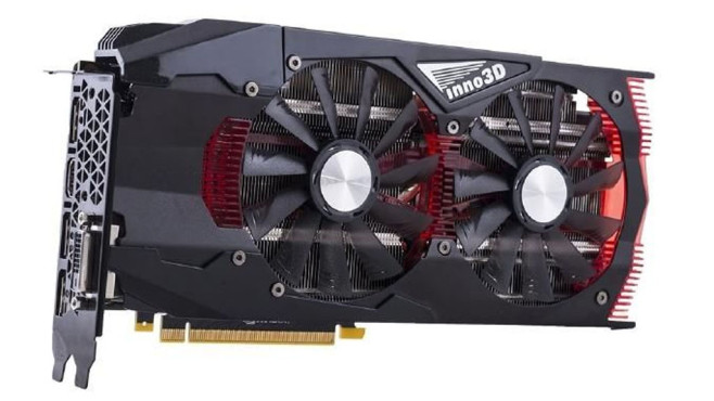 Inno3D GeForce GTX 1080 Ti Gaming OC © Inno3D