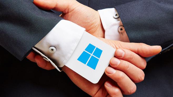 Dateiendungen einblenden zeigt Dateiendungen an ©Microsoft, Robert Kneschke – Fotolia.com